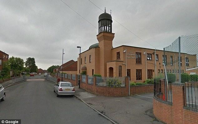 masjid laga shakiyay