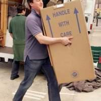David Cameron oo geeddi ah